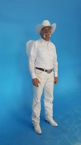 James Gault Actor Cowboy Angel
