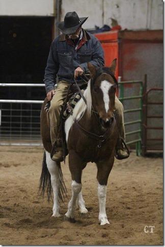 James Gault Actor Riding Horse