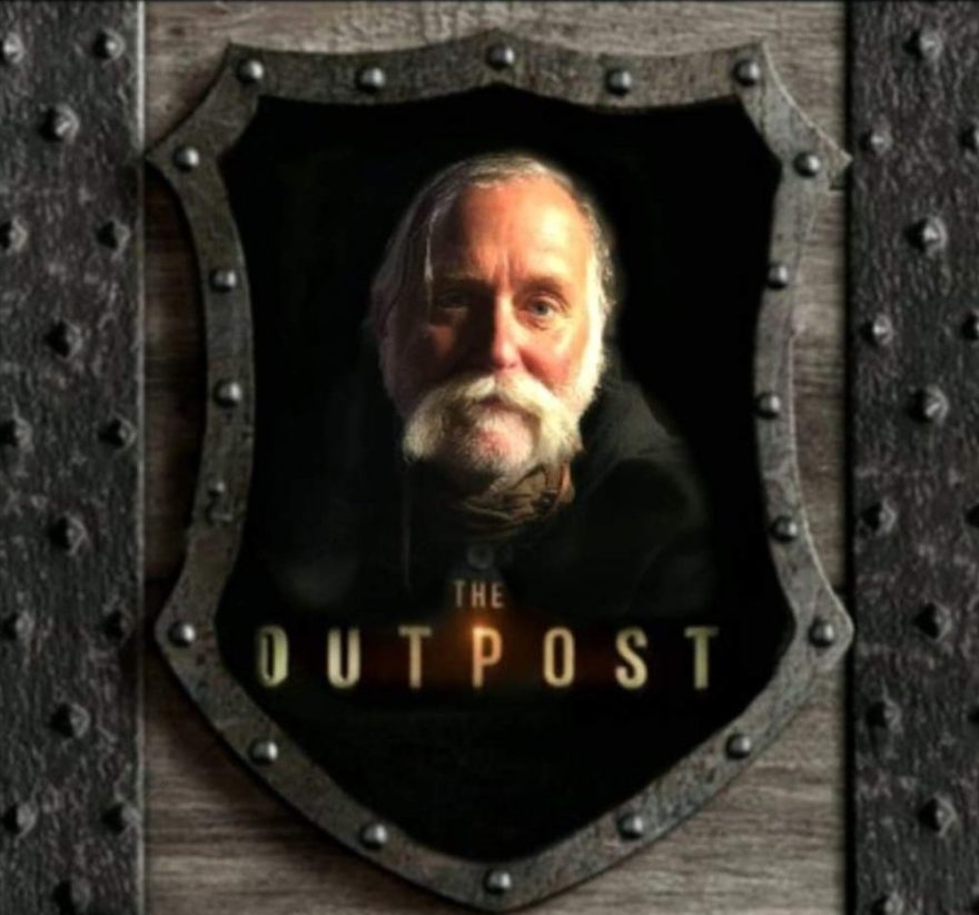 James Gault in The Outpost