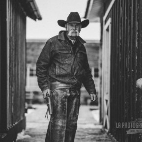 james gault cowboy gunslinger