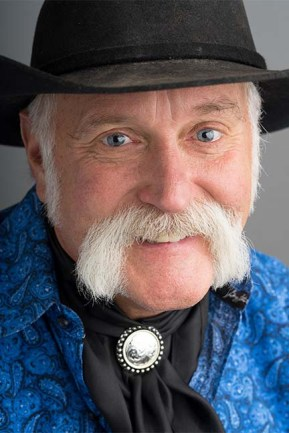 james gault head shot cowboy close